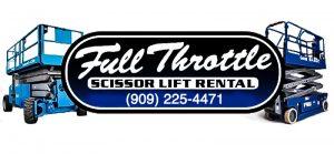 Full Throttle Lift Logo